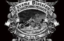 Chrome Division - One Last Ride - Artwork