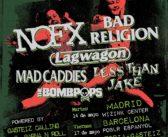 Llega el Punk in Drublic Festival 2019 con NOFX y Bad Religion