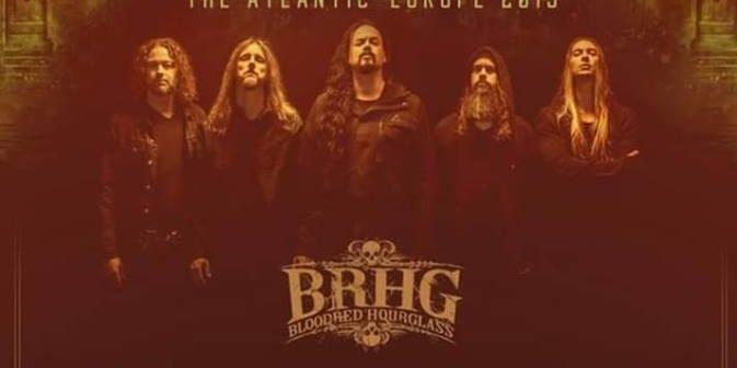 ¡Evergrey girarán por la Península en marzo!