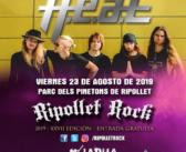 H.E.A.T confirmados para el Ripollet Rock 2019