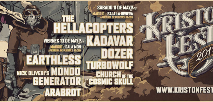 kristonfest portada