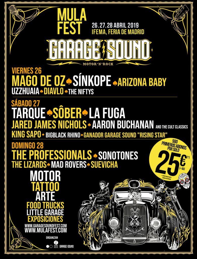 garage sound