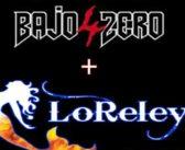 CRÓNICA: ROCK EN LATA: Loreley y 4 Bajo Zero – (Valencia) –  Abril 2019