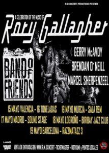 gira band of friends