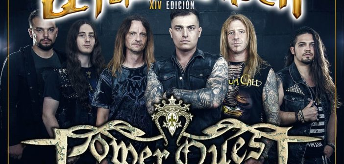 Power Quest no actuará en Leyendas del Rock 2019