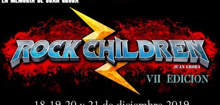 rock the children