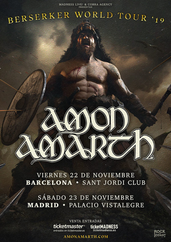 amon-amarth-madrid-barcelona-2019