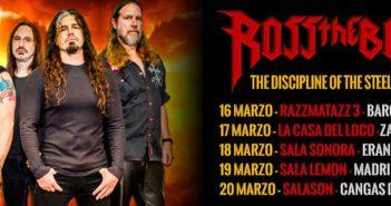 Ross The Boss Spanish Tour 2017