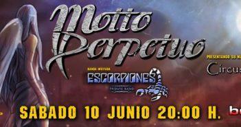 Motto Perpetuo + Escorpiones