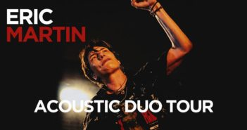 Eric Martin Acoustic 2018