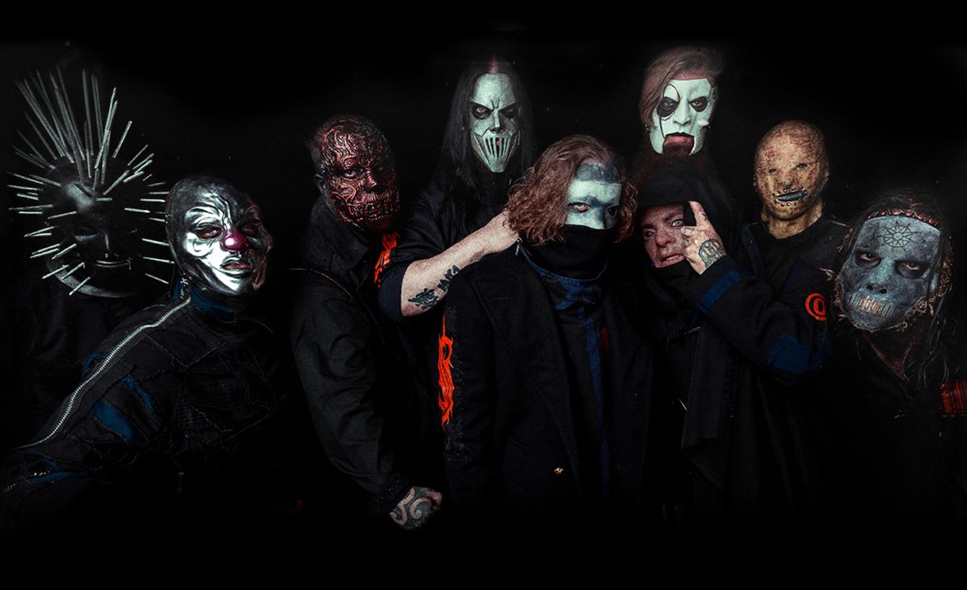 Slipknot Helsinki 2021