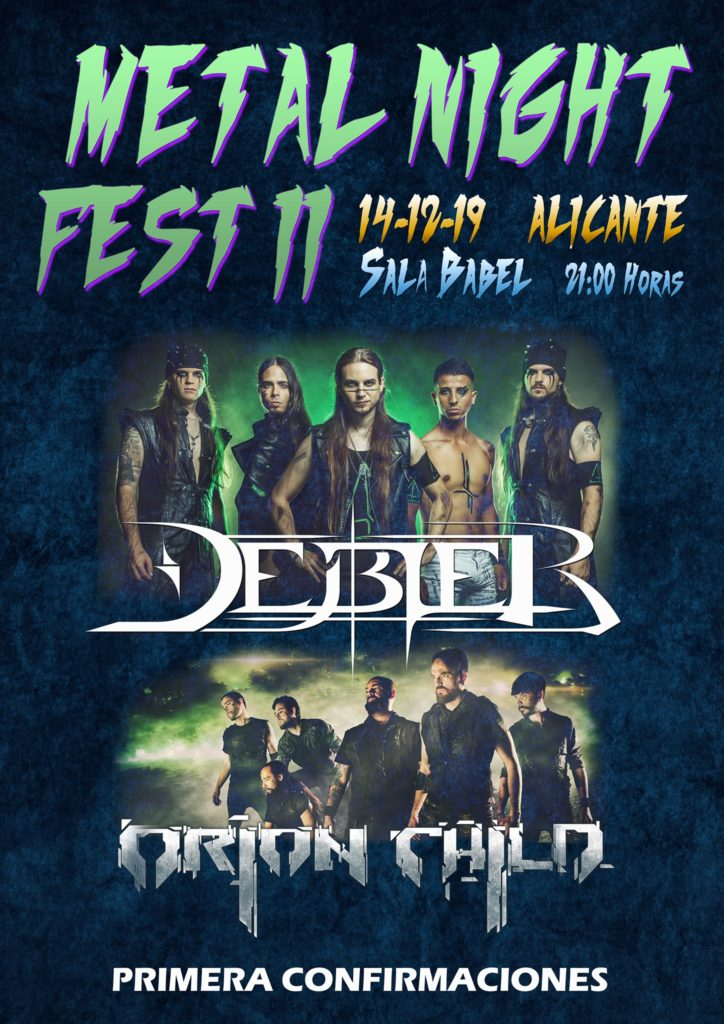 Metal Night Fest