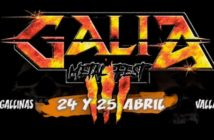 galia metal fest portada