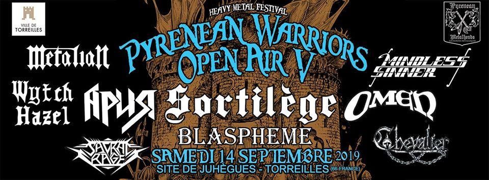 Pyrenean Warriors Open Air
