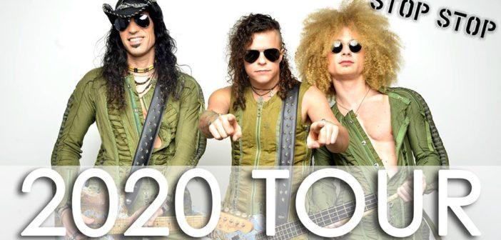 StOp, sToP!  Nuevas fechas para la gira de este año 2020
