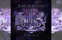 Sons of apollo MMXX portada
