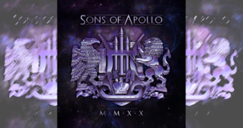 Sons of apollo MMXX portada
