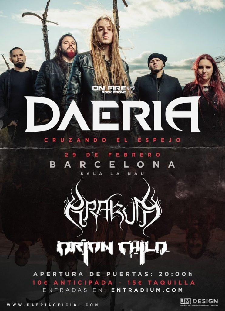 Daeria, Orion Child