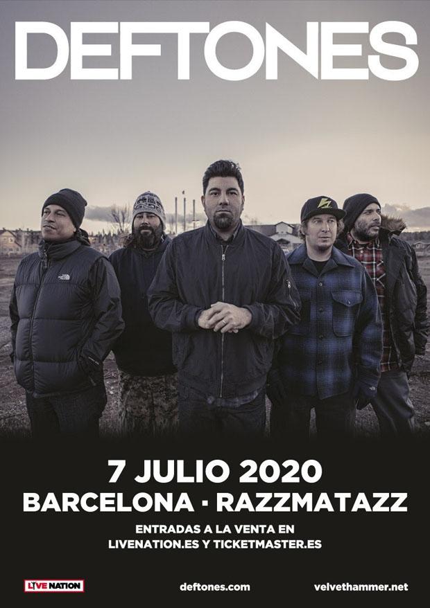 deftones-barcelona-2020