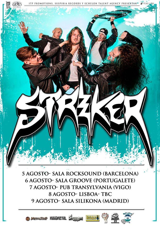 striker gira