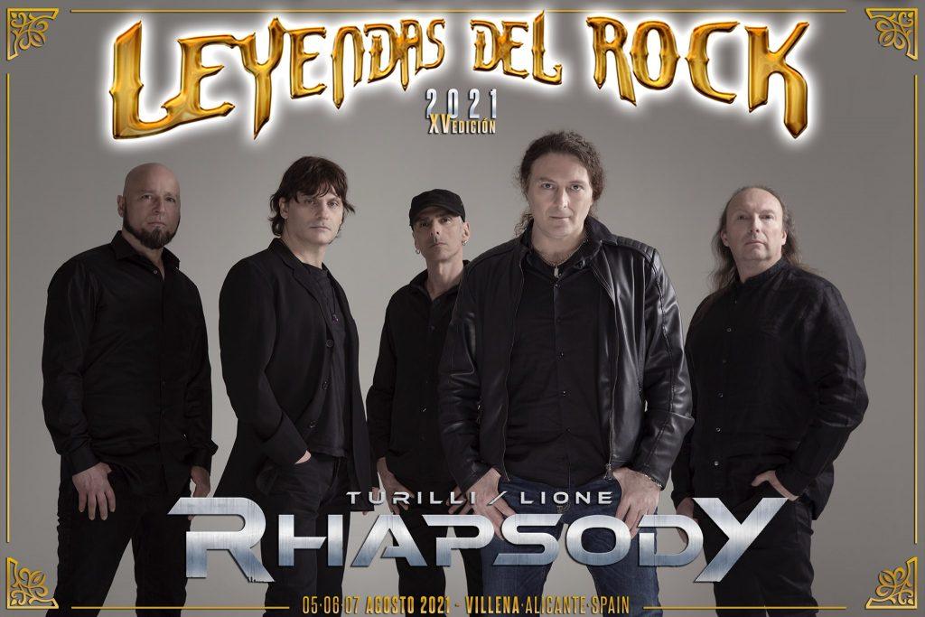 Turilli / Lione Rhapsody,