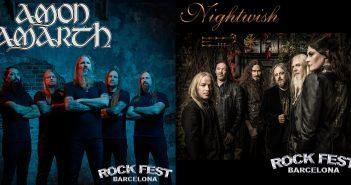 Amon Amarth / Nightwish