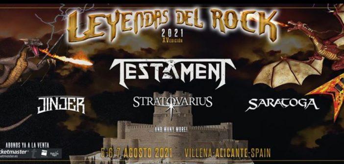 leyendas del rock portada julio 2020