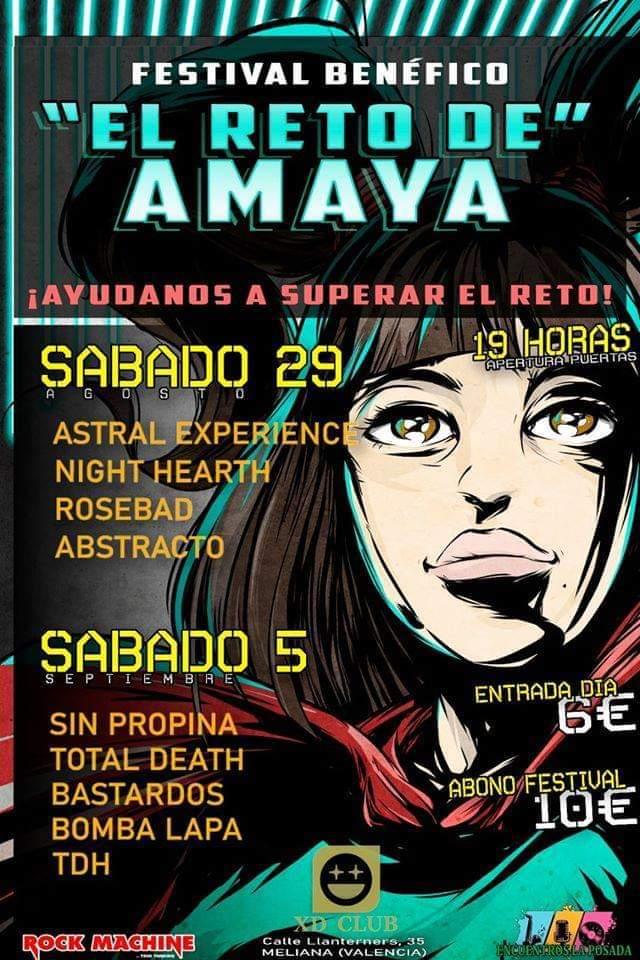 El Reto de Amaya