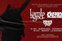 Lamb of God / Kreator