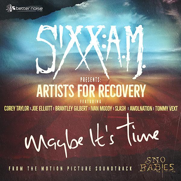 Sixx:A.M. Cover