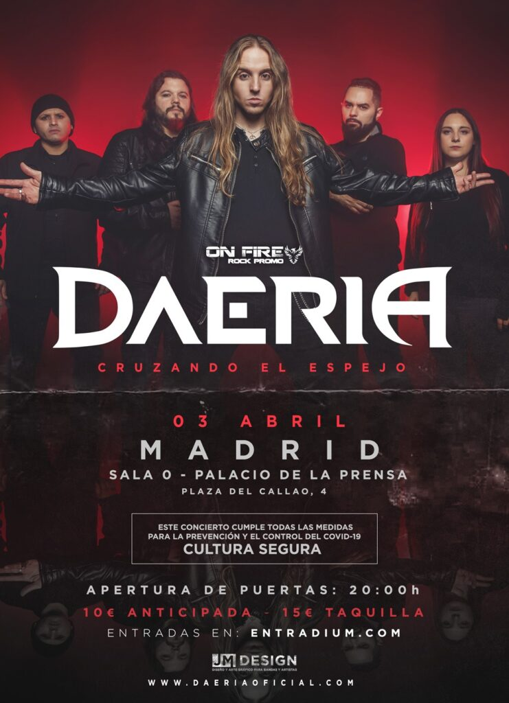 Daeria en Madrid