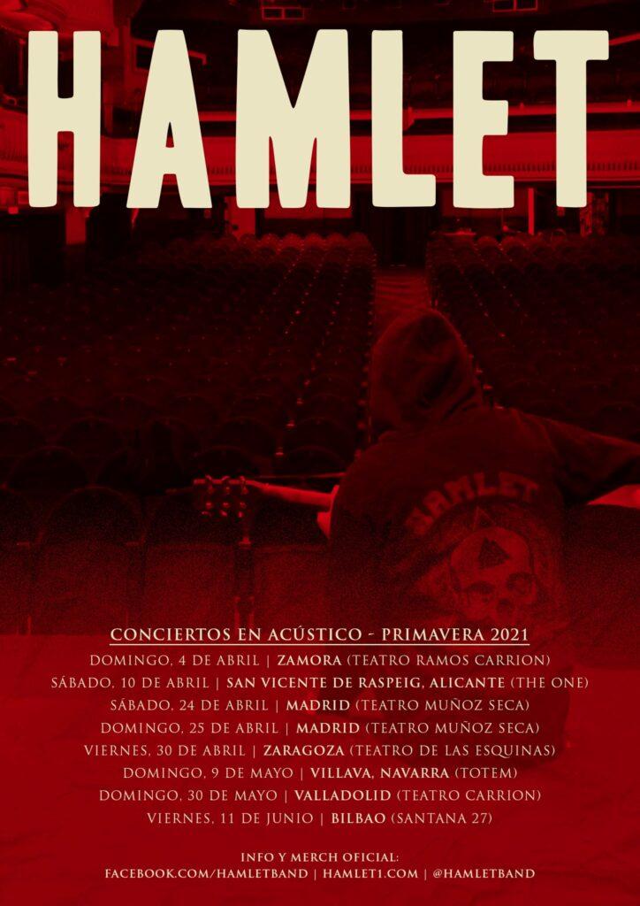 Gira acústica Hamlet