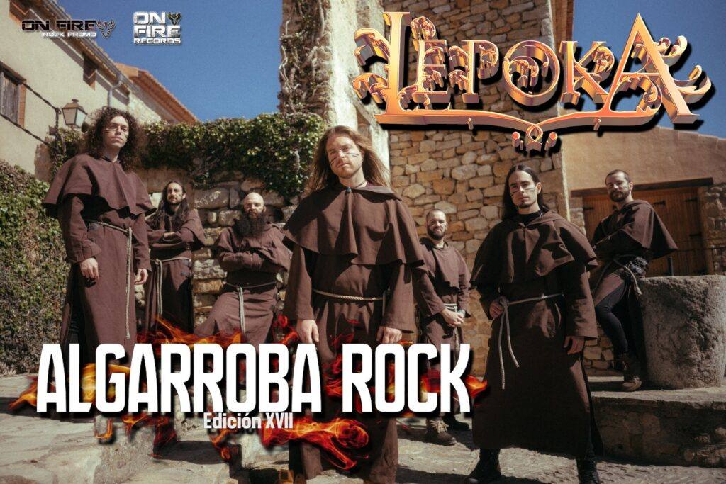 Algarroba rock Lepoka